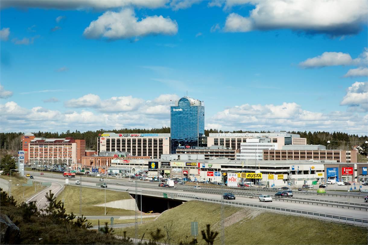 Kanalvägen 10A, InfraCity, Upplands Väsby - Kontor