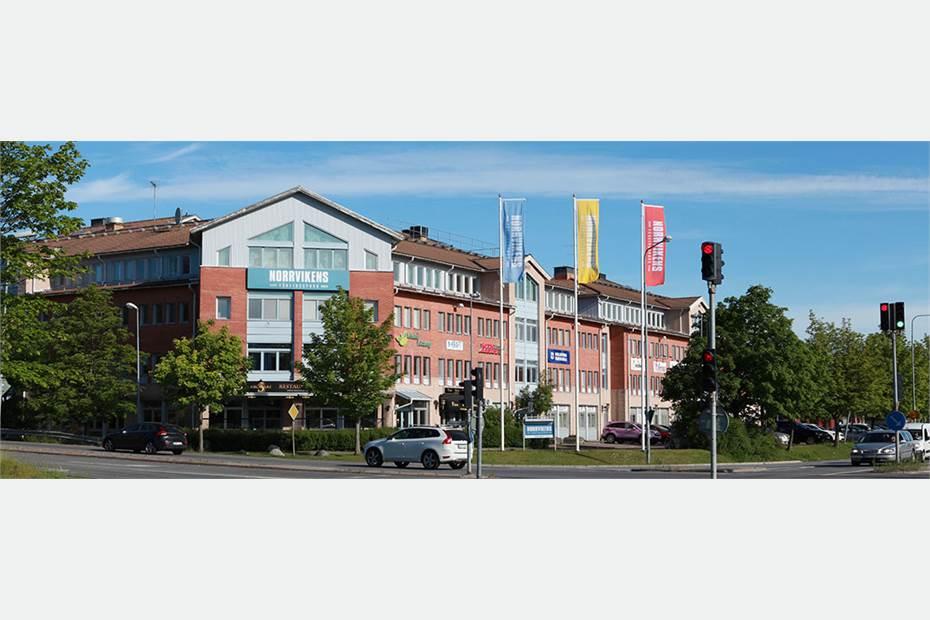 Sjöängsvägen 7, Norrviken, Sollentuna - Kontor