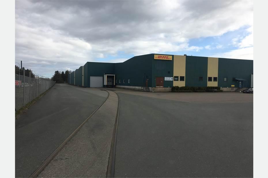 Industrigatan 7, Ljungarum, Jönköping - Lager/Logistik