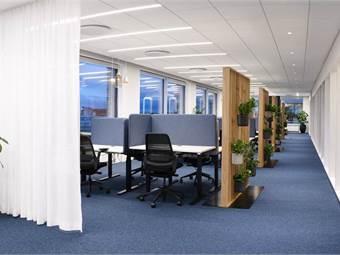 Kontorsrum för 16-22 personer