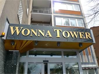 Välkommen till Wonna Tower!