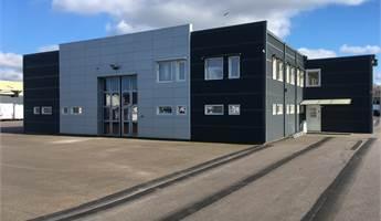 Koppargatan 16, Norra Vinstorp Industriområde, Lomma - KontorKontorshotell