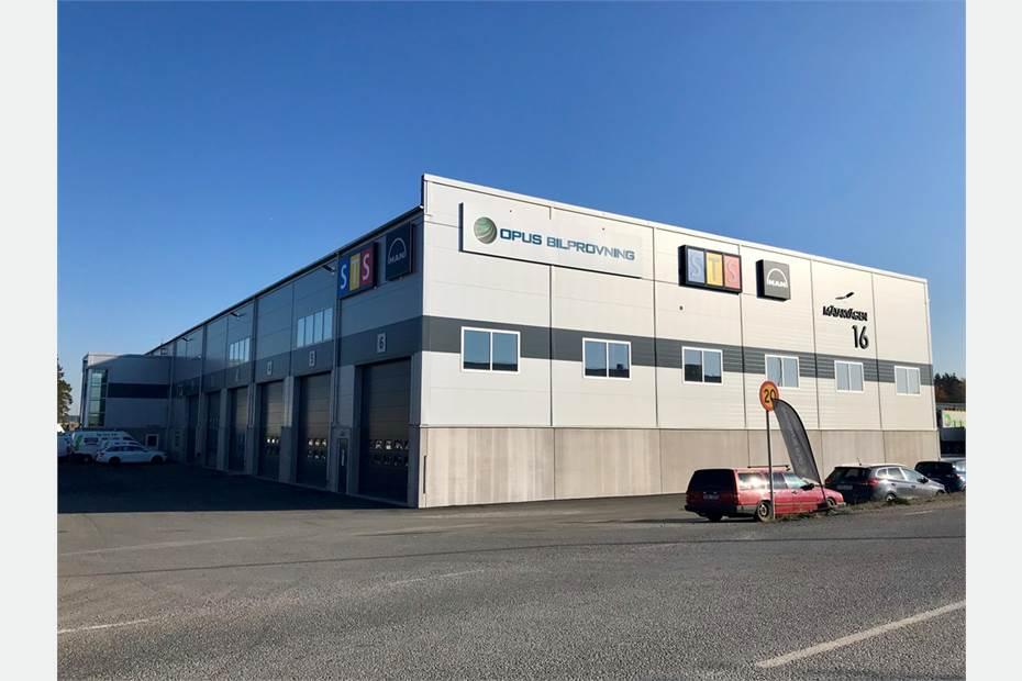 Mätarvägen 16, Brunna, Kungsängen - Kontor, Industri