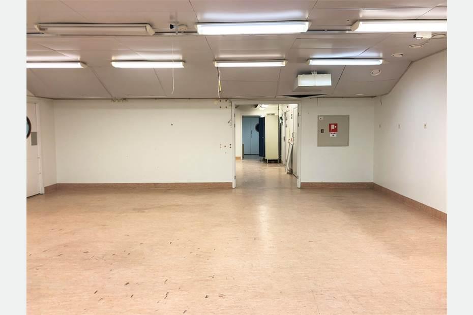 Lunastigen 3-5 - Lager, Kontor