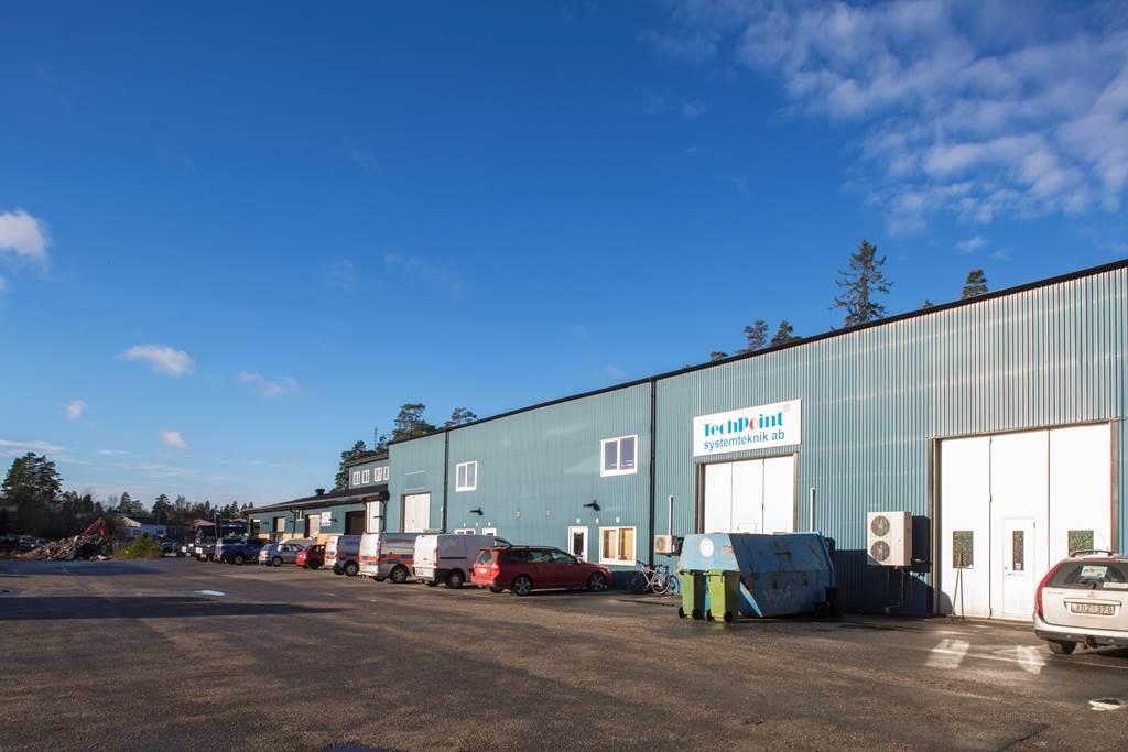 Okvistavägen 15 - Industri/Verkstad Lager/Logis
