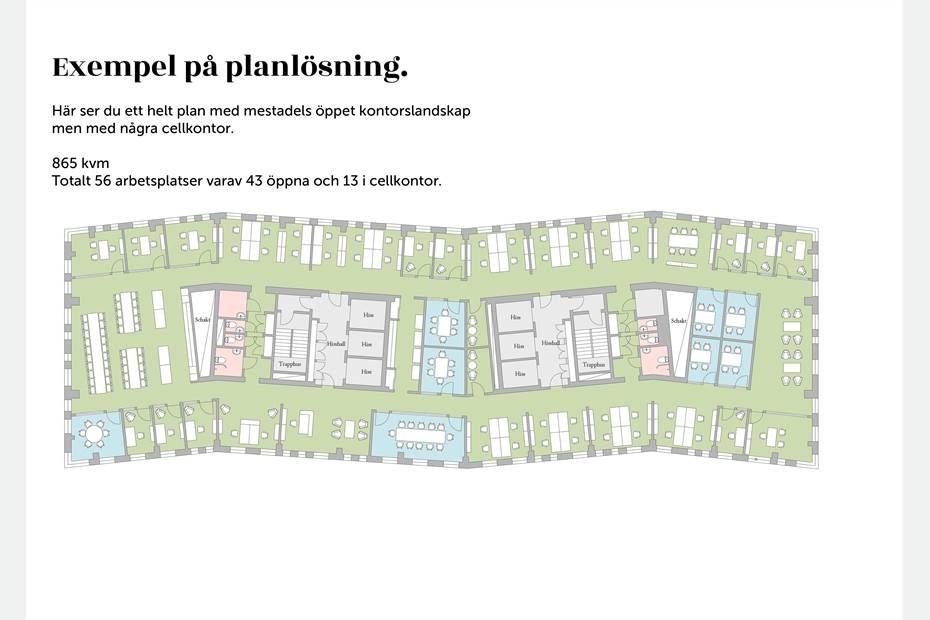 Hyllie Stationstorg 31, The Point, Malmö - Kontor