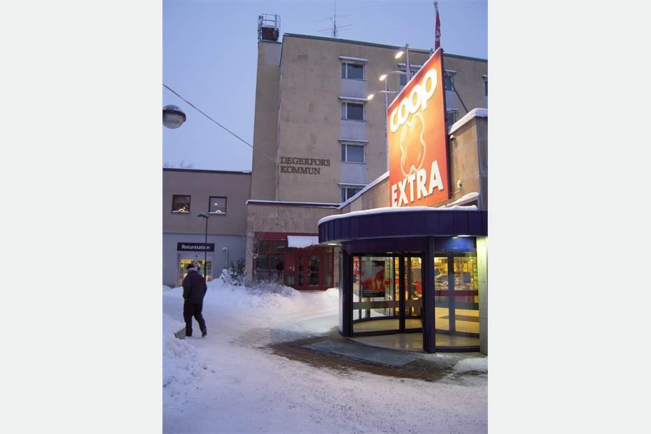 Medborgargatan 14, Degerfors, Degerfors - Kontor Kontorshotell