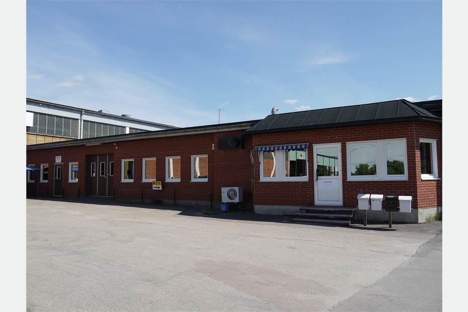 Mötterudsvägen 5, Vik, Arvika - Butik Industri/verkstad Kont