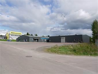 Industrigatan 8, Charlottenberg handelsområde, Charlottenberg -