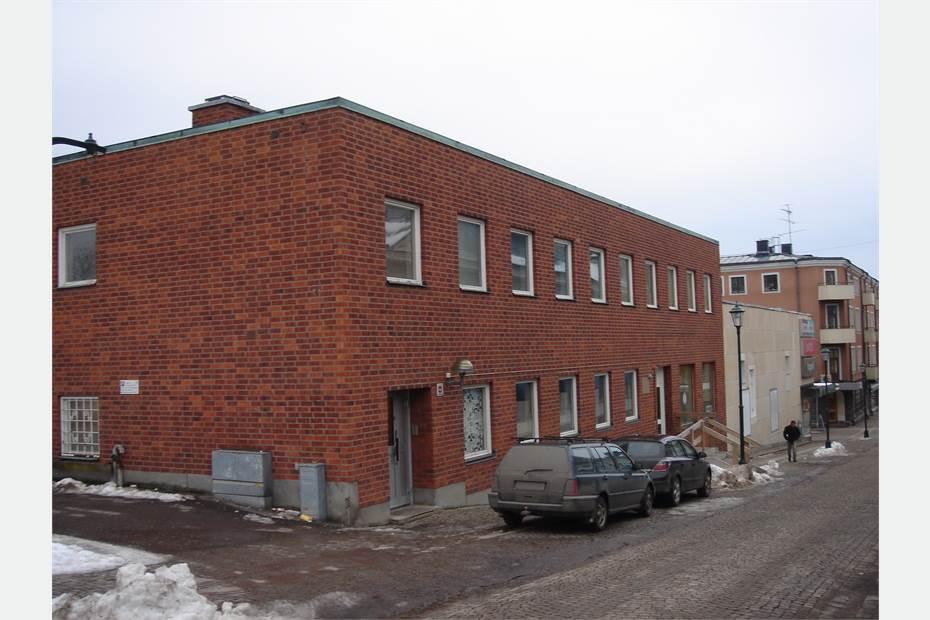 Kyrkogatan 28, Centrumskärnan Arvika, Arvika - Kontor