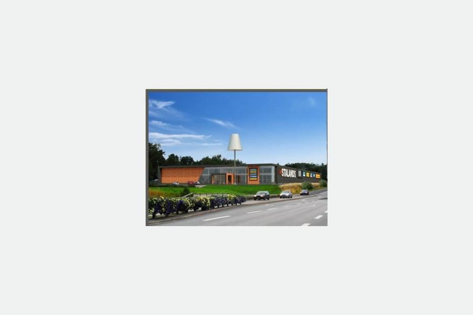Bollstanäsvägen 1, KOM Köpcentrum, Sollentuna - Butik