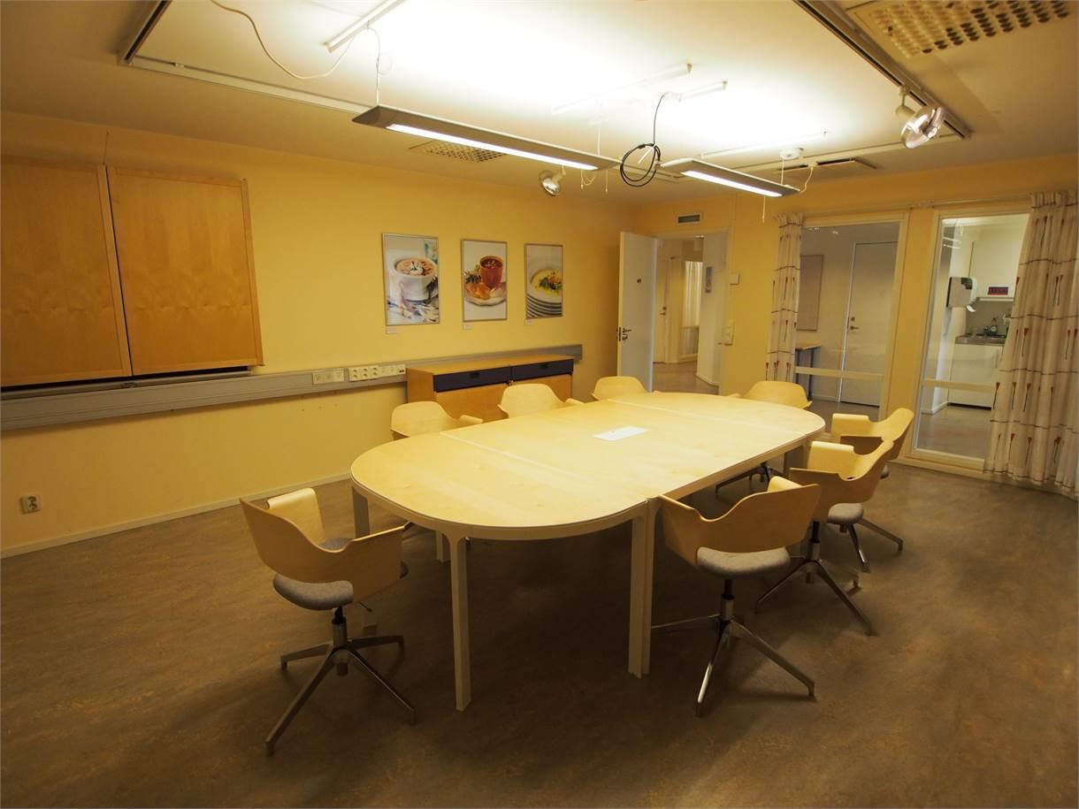 Konferensrum kontorshotell