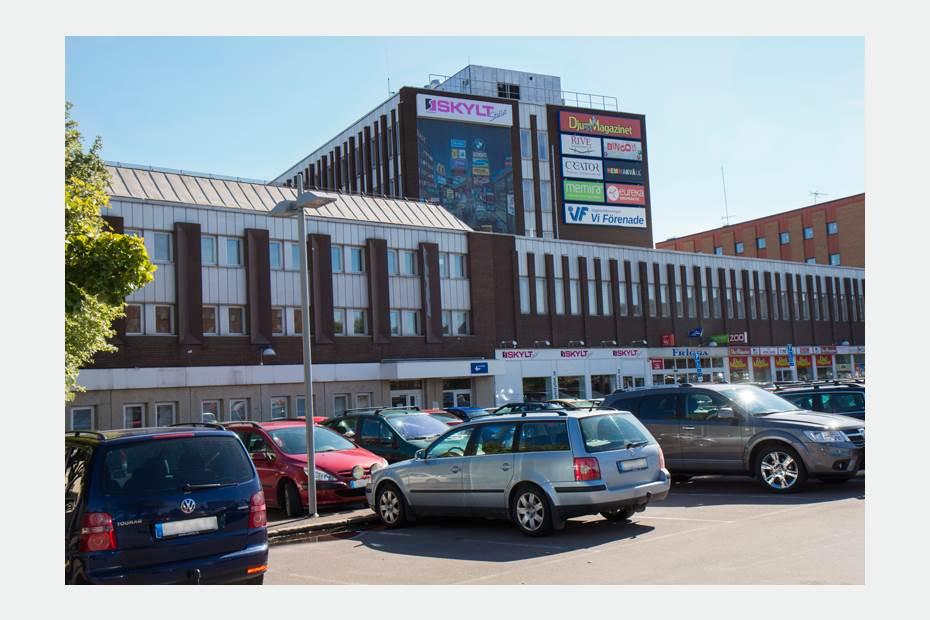 Sveagatan 15, Centrum, Borlänge - Kontor