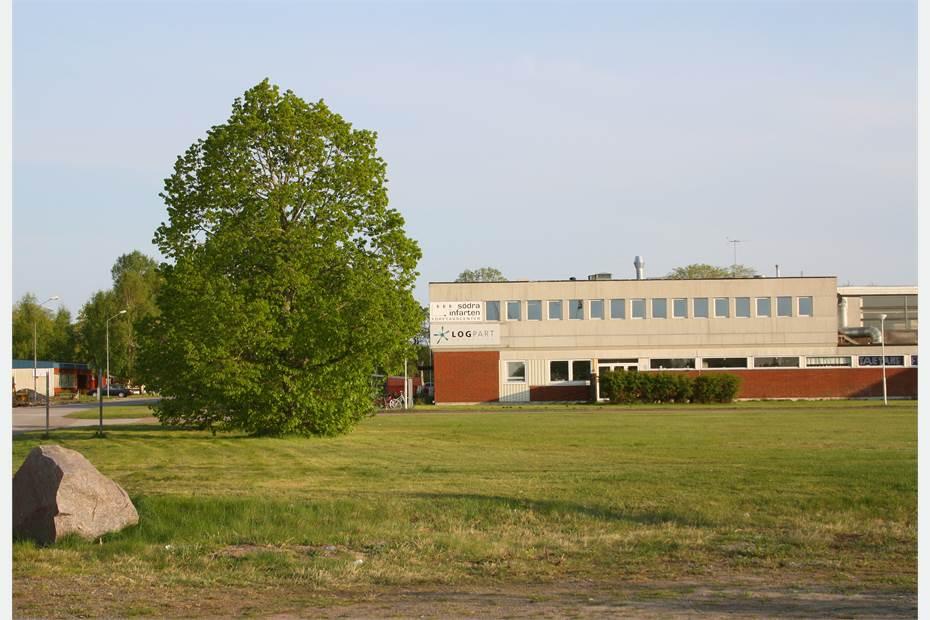 Baumansgatan 4, Karstorp, Västervik - Kontor
