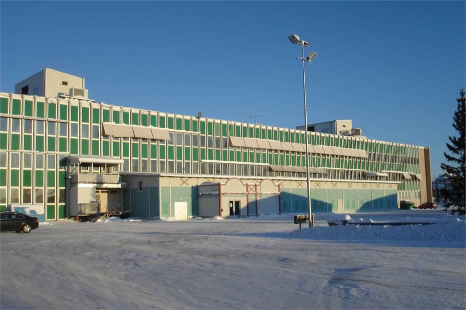 Södra Järnvägsgatan 52, Östernäs, Ljusdal - ButikIndustri/verkstadKont