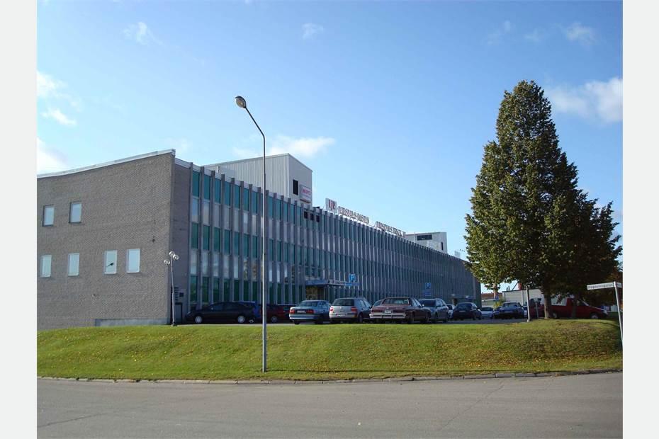 Södra Järnvägsgatan 52, Östernäs, Ljusdal - Kontor
