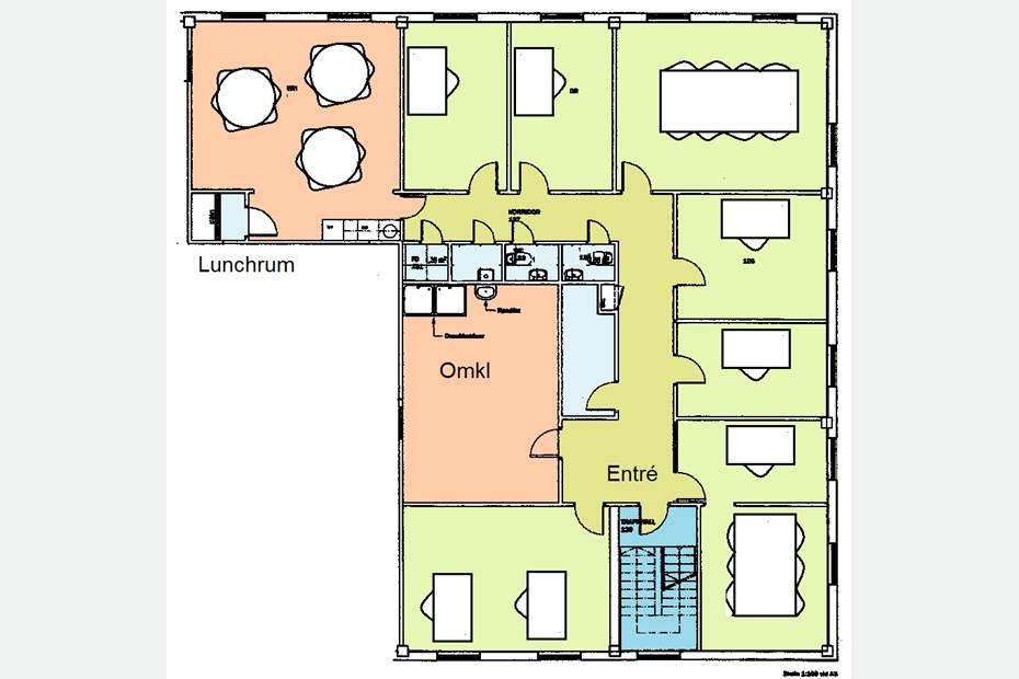 Brunnsängsvägen 22, Weda, Södertälje - Kontor