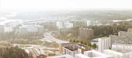 Ledig lokal Arvid Tydéns Allé, Solna