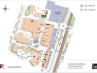 Vallentuna C - utvecklingsplan