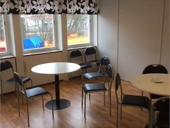 kontorshotell Lunch- & kafé utrymme
