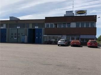 Kontor kopplat till verkstad