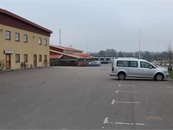 Egen parkeringsplats