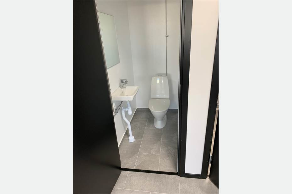 Extra wc