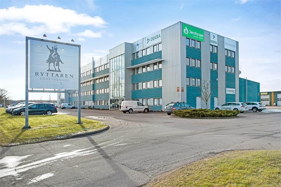 Ryttarevägen 18 B, Larsfrid/Vilhelmsfät, Halmstd - Kontorshotell