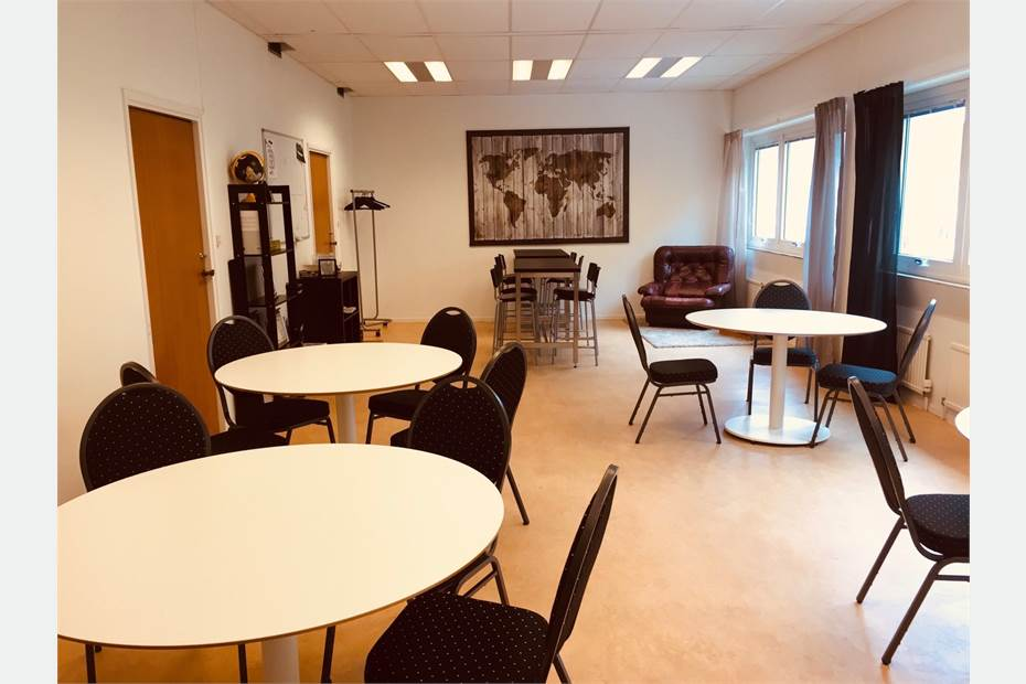 Muraregatan 30, Gamletull, Halmstad - Kontor