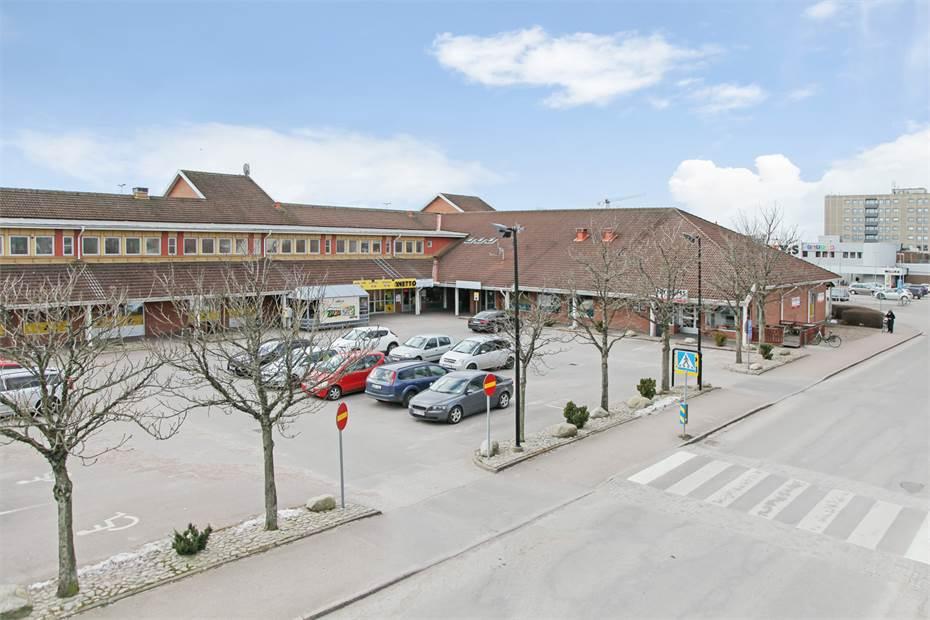 Nyhems Torg, Nyhem, Halmstad - Butik Kontor