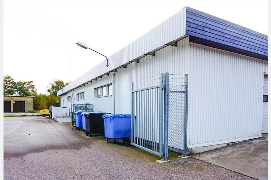 Ängeholmsvägen 58, Nyby, Laholm - KontorLager/Logistik