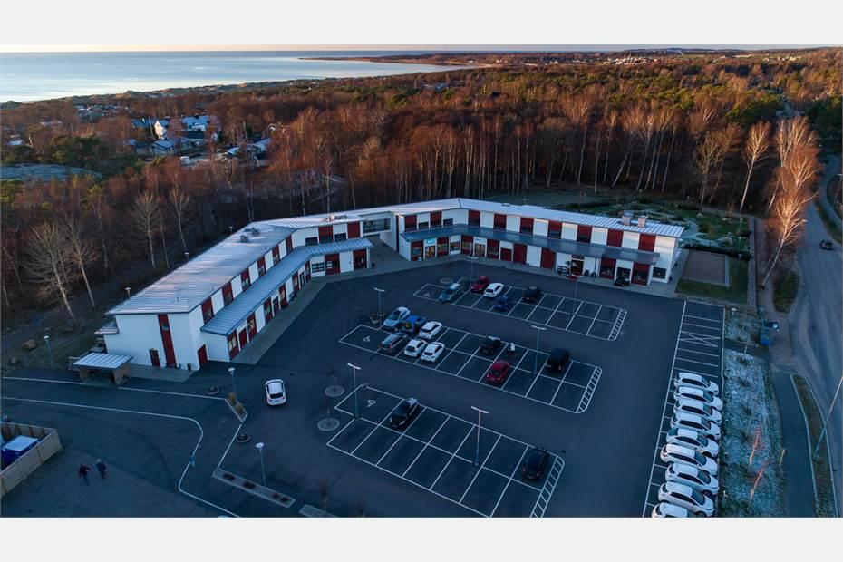 Kungsvägen 35, Frösakull, Halmstad - Kontor