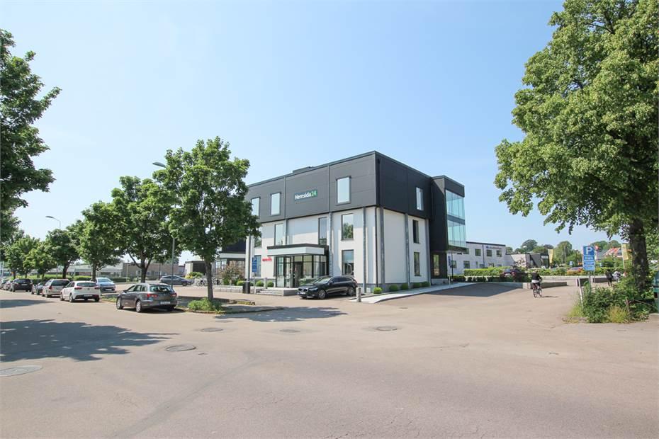 Flygaregatan 4, Västra förstaden, Halmstad - Kontor Kontorshotell