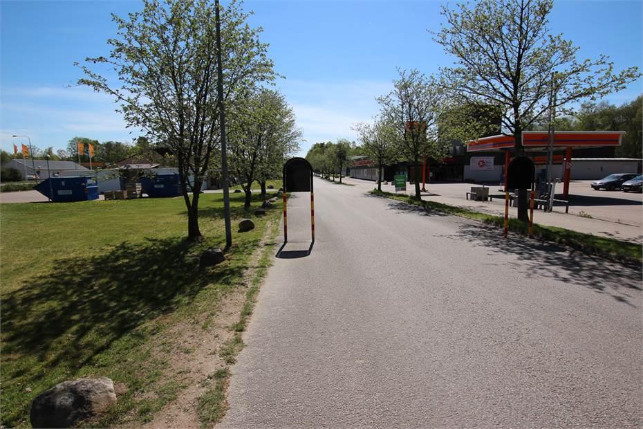 Blåklintsvägen 47, Oskarström, Oskarström - Handel