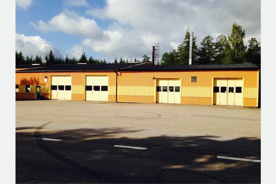 Ronnebyvägen 19, Hallabro, Hallabro - Industri/Verkstad Lager/Logis