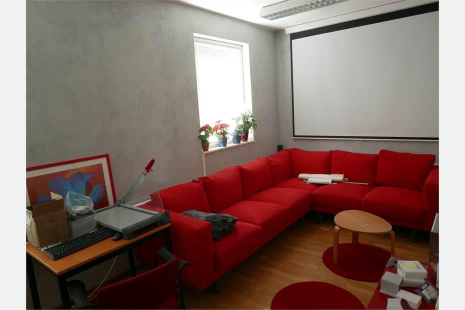 Konferen/kontorsrum