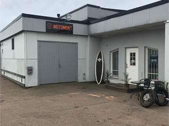 Ryttarevägen 8, Vilhelmsfält, Halmstad - Industri/VerkstadKontorLag