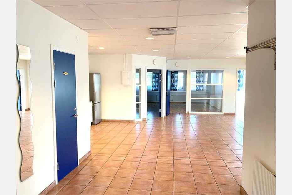 Spikgatan 37, Sannarps industriområde, Halmstad - KontorÖvrigt