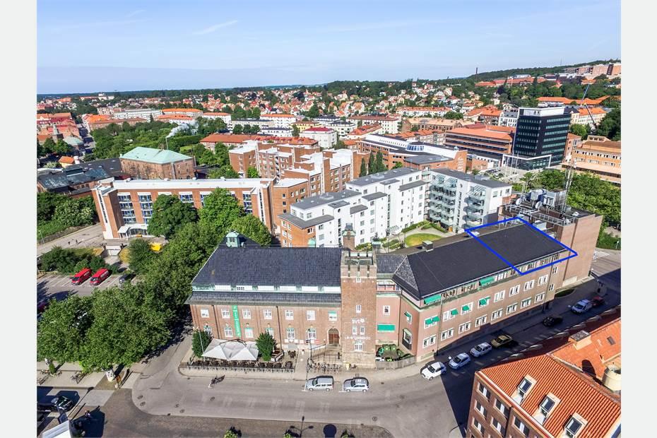 Köpmansgatan 41, Centrum/ Lilla Torg, Halmstad - Kontorshotell