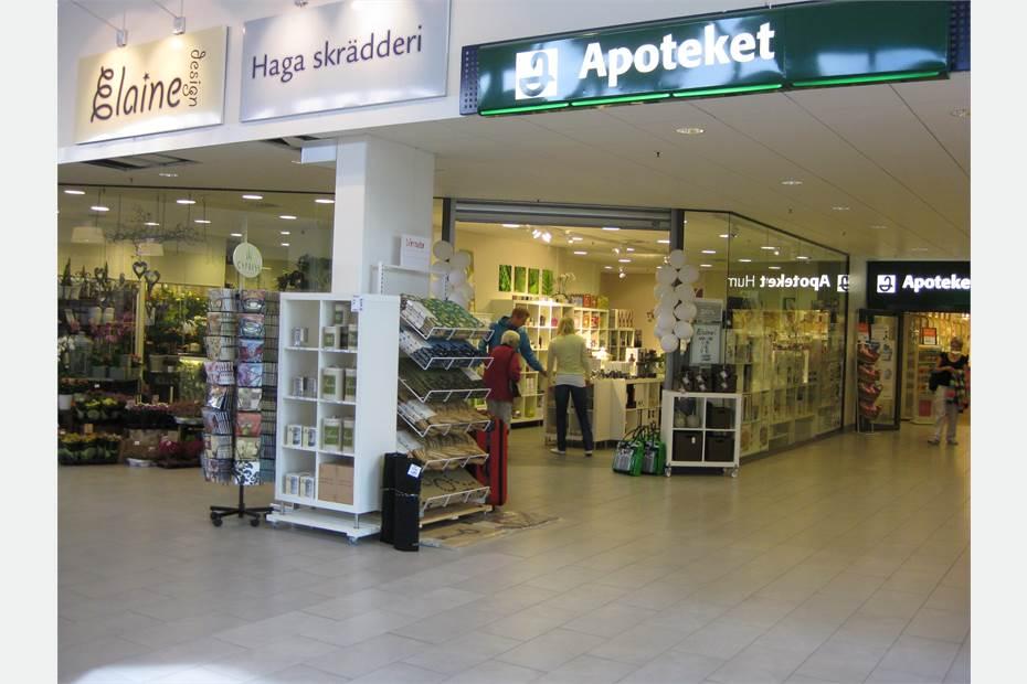 Vaktelvägen 2, Väster, Örebro - Butik