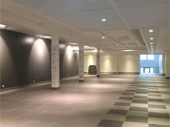 Tannefors Center Entréhallen