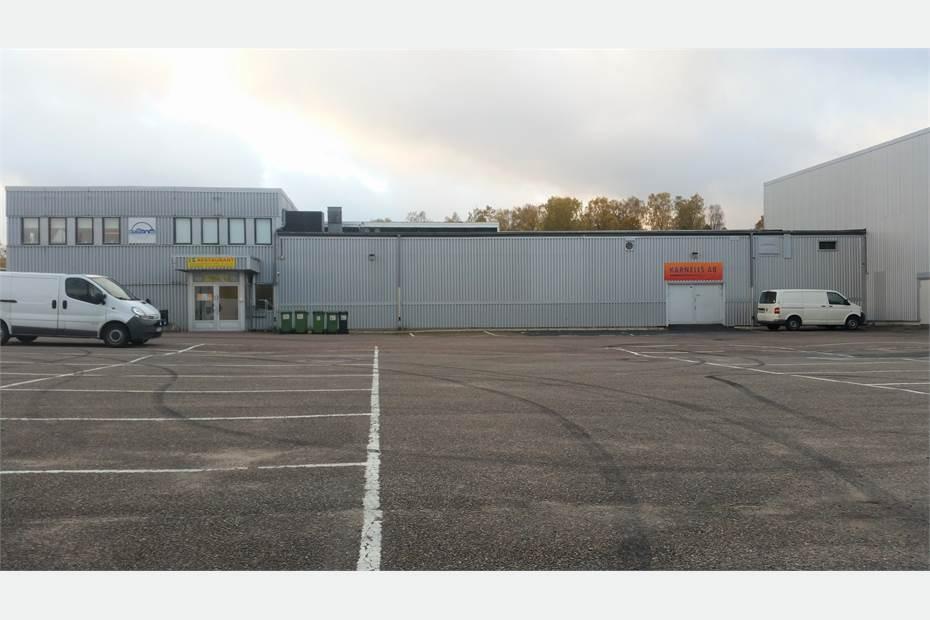 Verkmästarevägen 9, Håjum, Trollhättan - ButikLager/Logistik