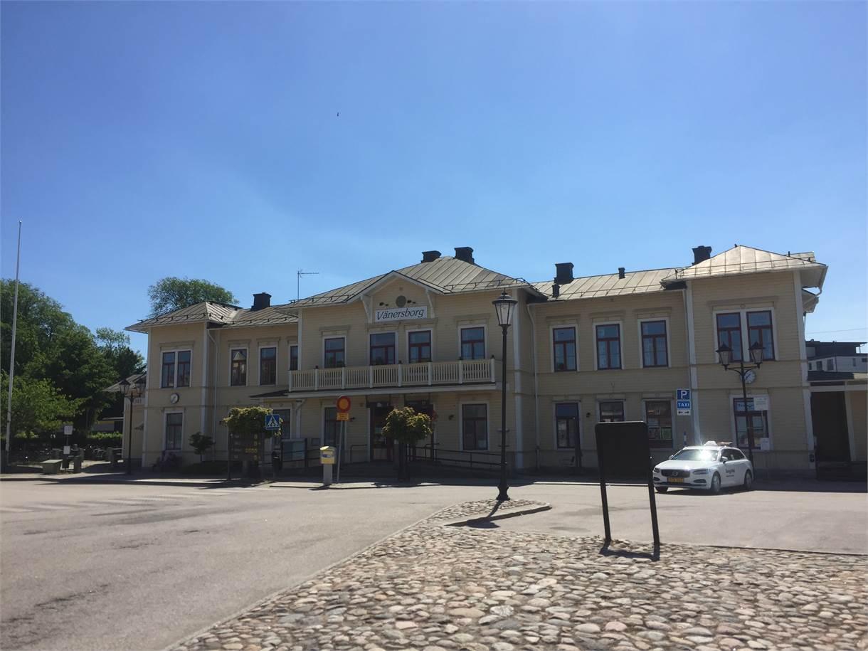 Järnvägsbacken 1, Lyckhem-Huvudnäs, Vänersborg - ButikKontorÖvrigt