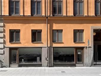 Fasad mot Malmskillnadsgatan