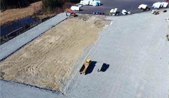 Byggfärd Industritomtkan med fördel bebyggas med flera lokaler