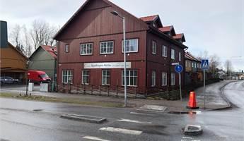 Bra läge i korsningen Älvhagsvägen/Poolgatan