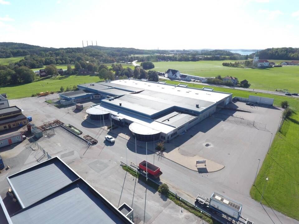 Teknikvägen 4, Stenungsund, ödsmål - Lager/Logistik