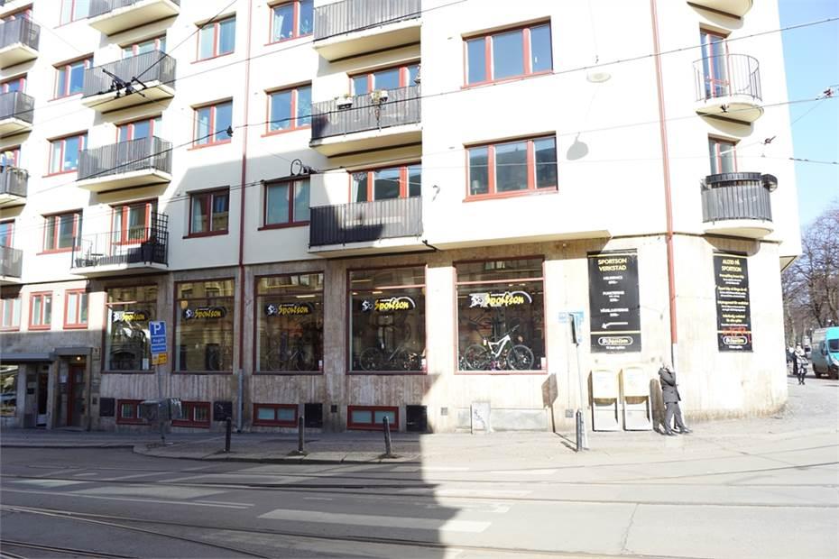 Vasagatan 18, Vasastan, Göteborg - Butik/showroom/kontor