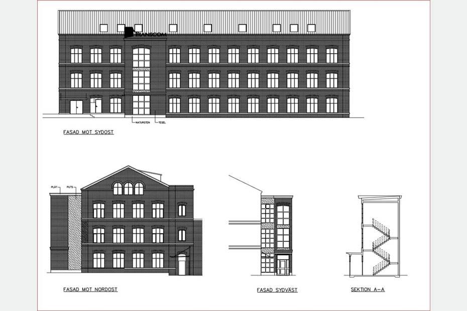 Armbågavägen 10, Knalleland, Borås - Kontor/Showroom