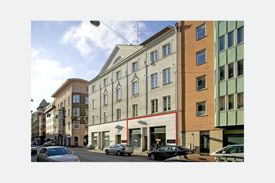Östra Förstadsgatan 13, Slussen, Malmö - Butik